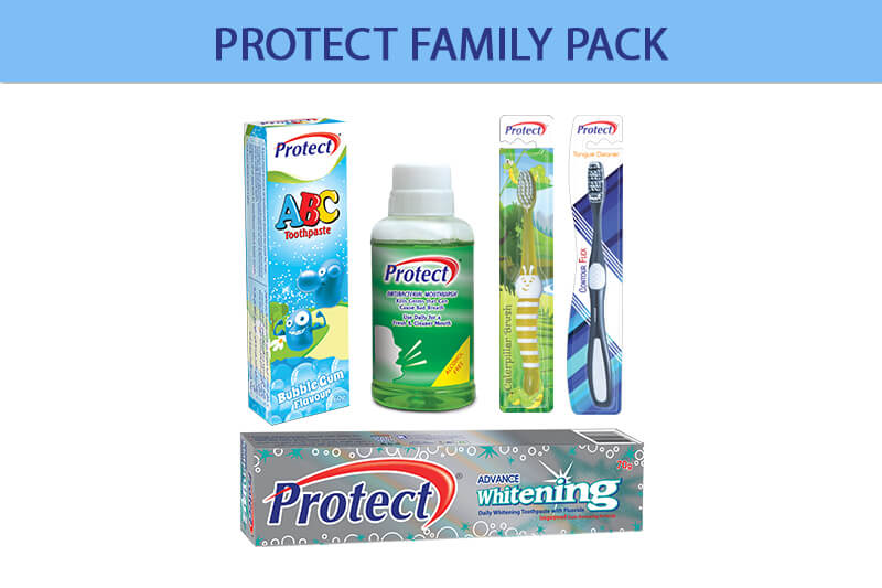 Protect Family Pack Combo
