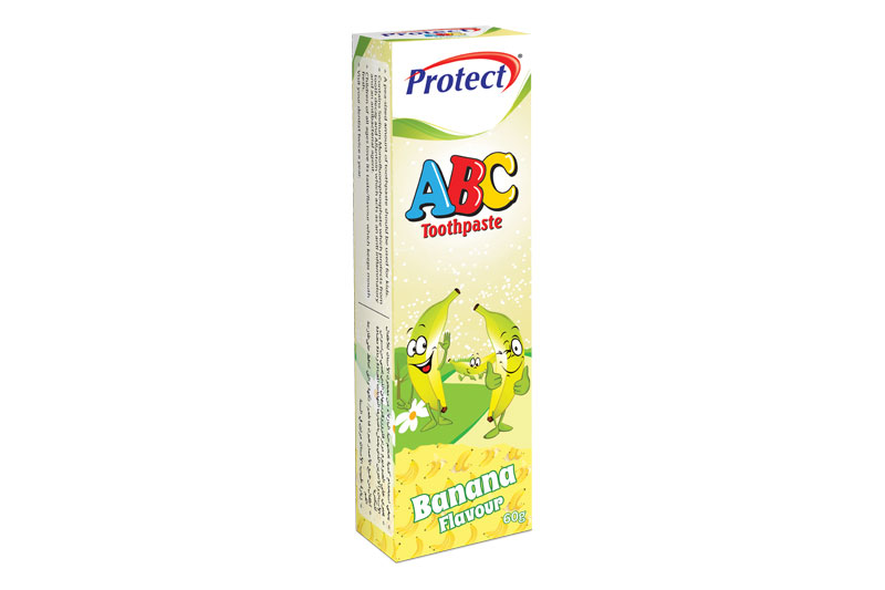 Protect ABC Banana Toothpaste